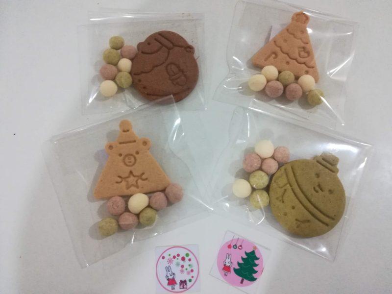 NOM POPOKのクリスマクスクッキー